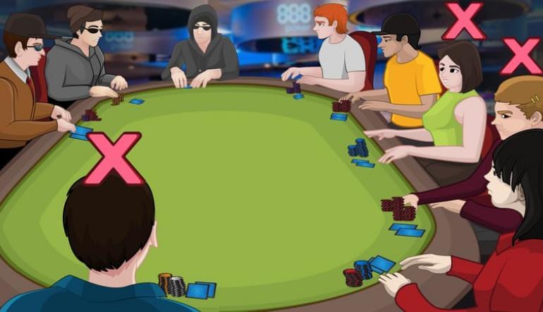 Poker games online