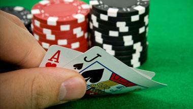 Poker Card Gambling Site